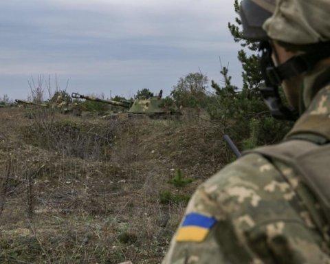 Боевики 12 раз нарушили режим прекращения огня
