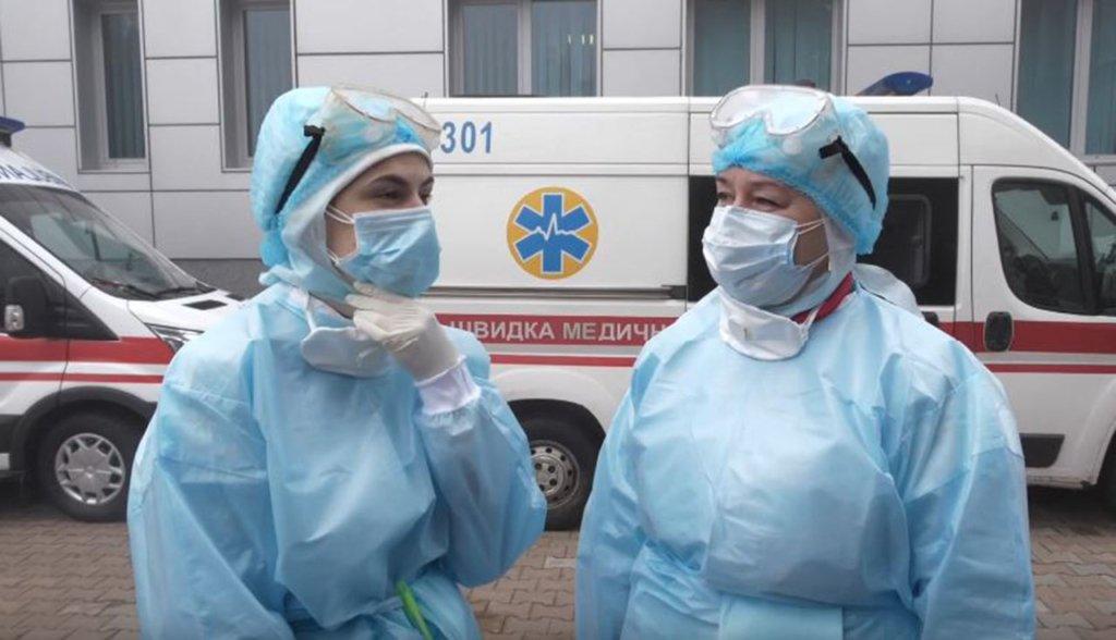 В Украине зафиксированы новые случаи подозрений на коронавирус