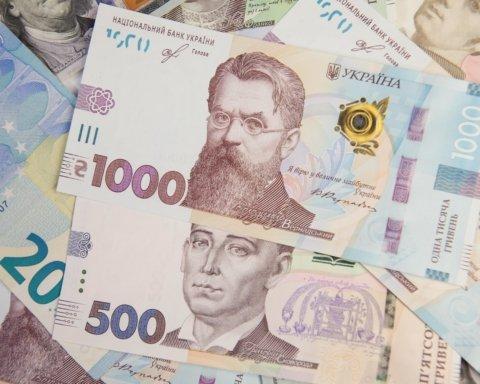COVID-19 переносять гривні, банки не проводять їх дезінфекцію