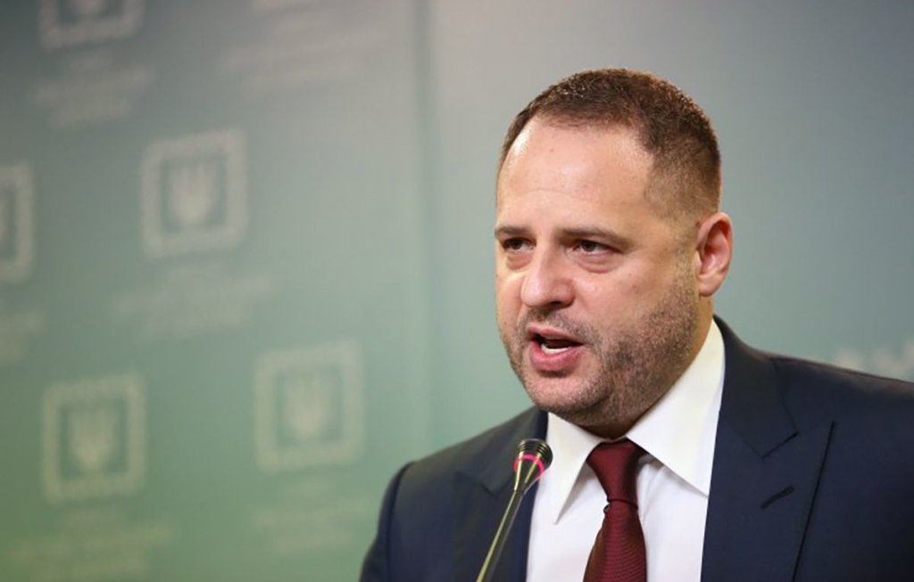 Ермак заявил о создании в ТКГ органа с представителями боевиков
