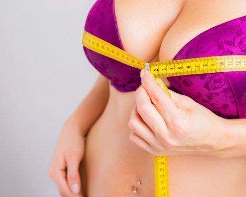 Лікарі розповіли, чим жінкам заважають великі груди