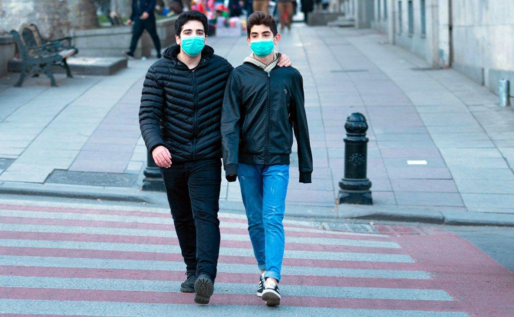Грузия ввела комендантский час из-за коронавируса