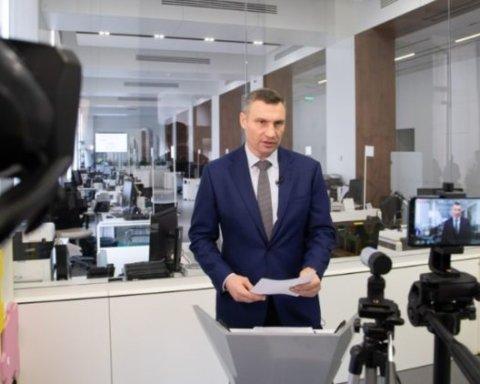 Кличко пообещал специальный транспорт для медиков и правоохранителей
