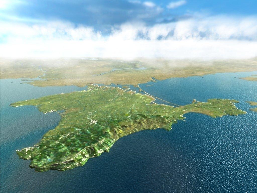 На Крымском полуострове грядет экологическая катастрофа
