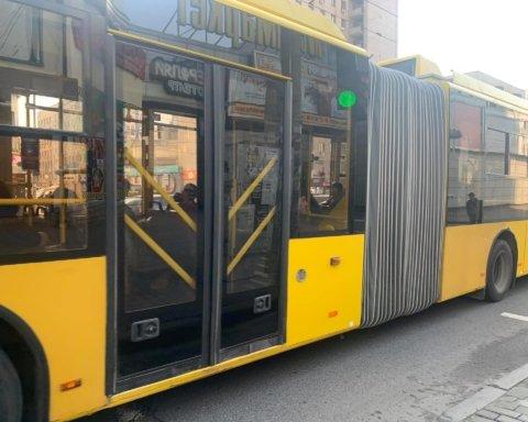 В Киеве срочно останавливают общественный транспорт из-за карантина: все подробности