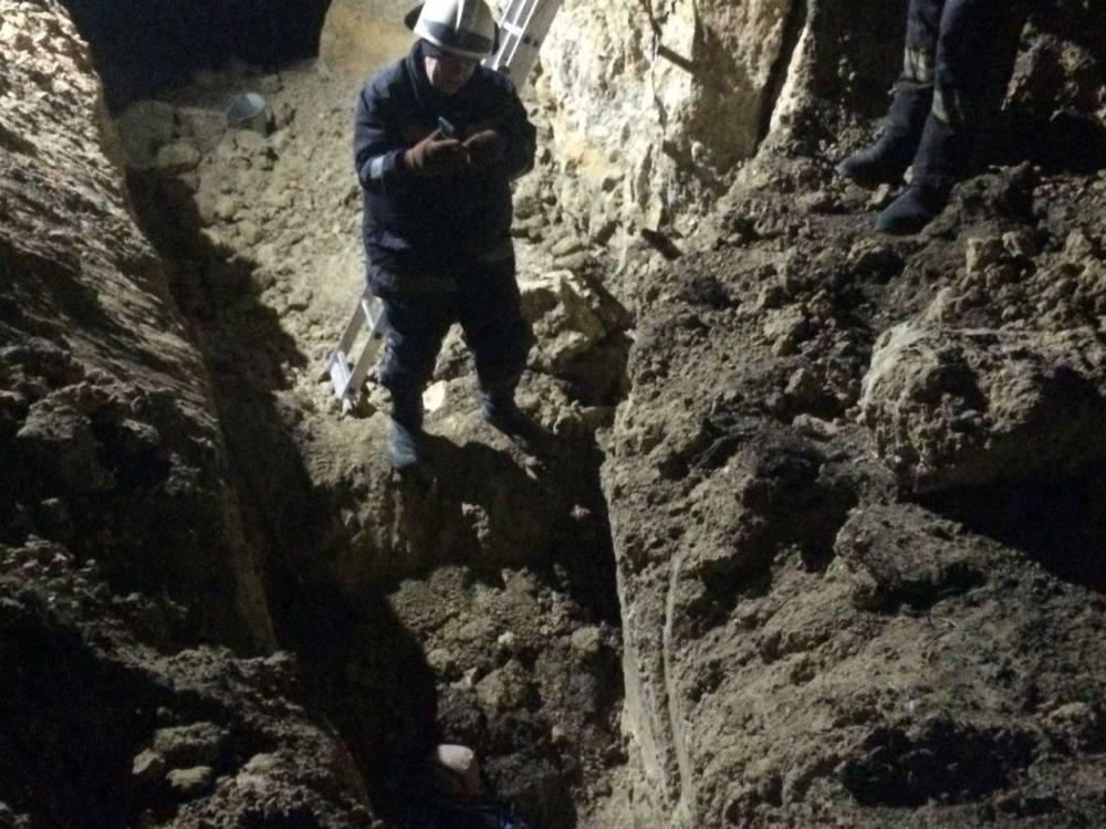 В Одесской области произошел оползень, есть погибшие: фото с места трагедии
