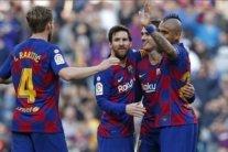 Барселона знизила зарплати футболістам в односторонньому порядку