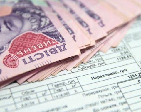 Украинцам четко объяснили, сколько придется платить за коммуналку