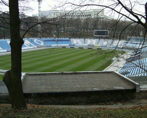 Стадіон Динамо можуть переобладнати під госпіталь заражених коронавірусом