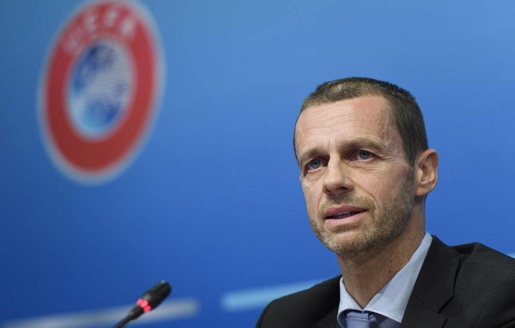 Президент УЄФА озвучив три плани завершення цього сезону