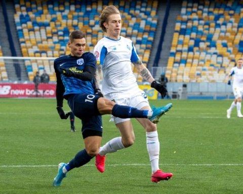 Символическая сборная 23-го тура УПЛ: в список не попали футболисты Динамо и Шахтера