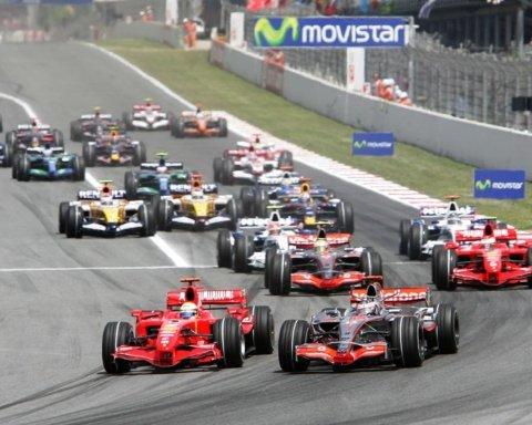 Гонки Формулы-1 могут состояться зимой