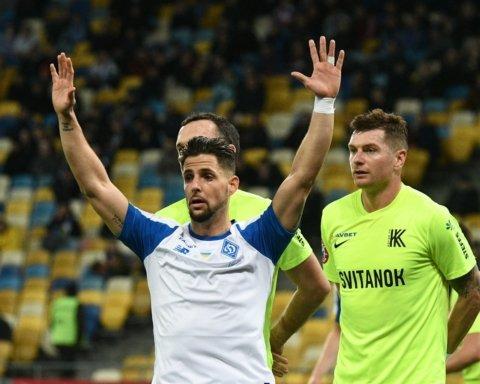 Динамо – Колос – 2:0: онлайн-трансляція матчу УПЛ