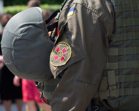 В Черкассы ввели военную технику: все подробности