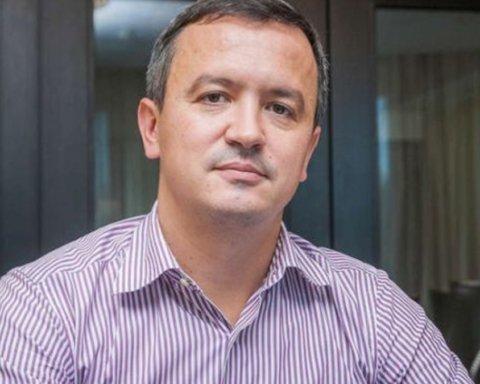 Новый министр экономики замахнулся на кресло Зеленского: все попало на видео