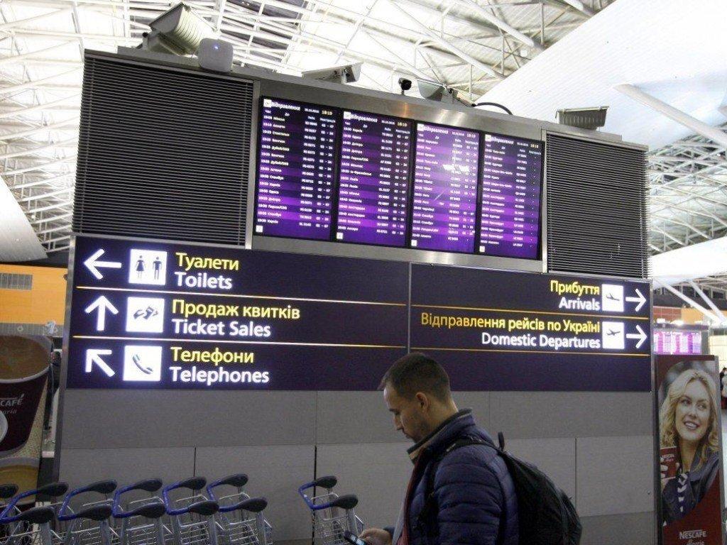Україна повністю закриває авіасполучення через коронавірус: названа дата
