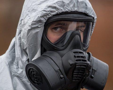 Еще в трех украинских областях ввели режим чрезвычайной ситуации