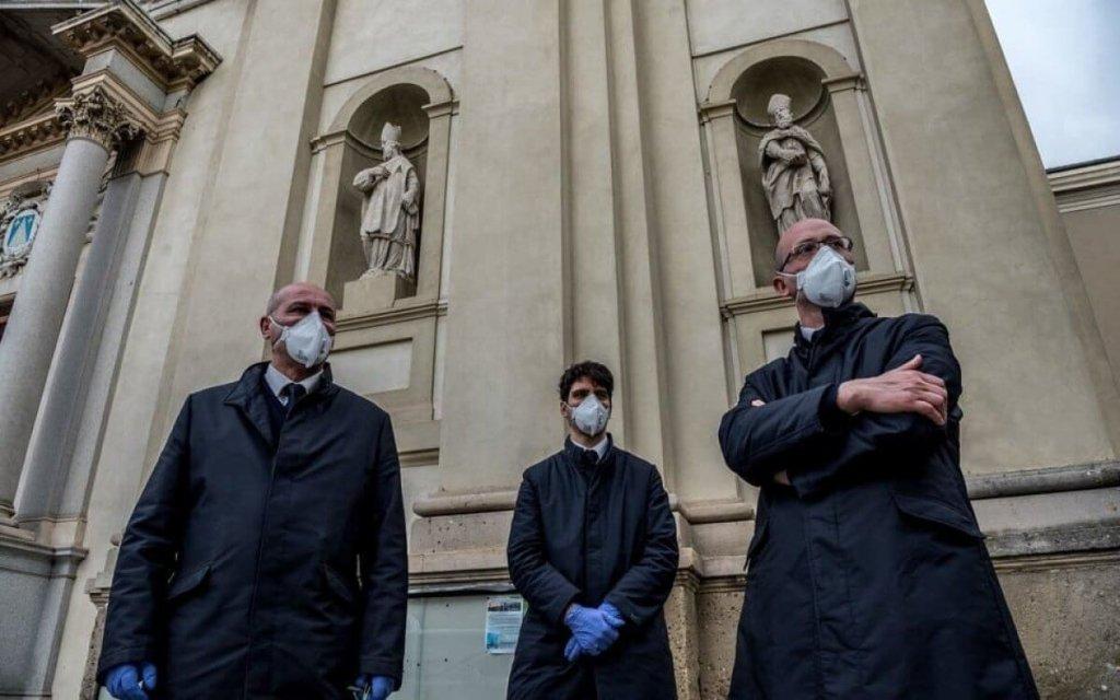 Италию полностью закрыли на карантин из-за коронавируса
