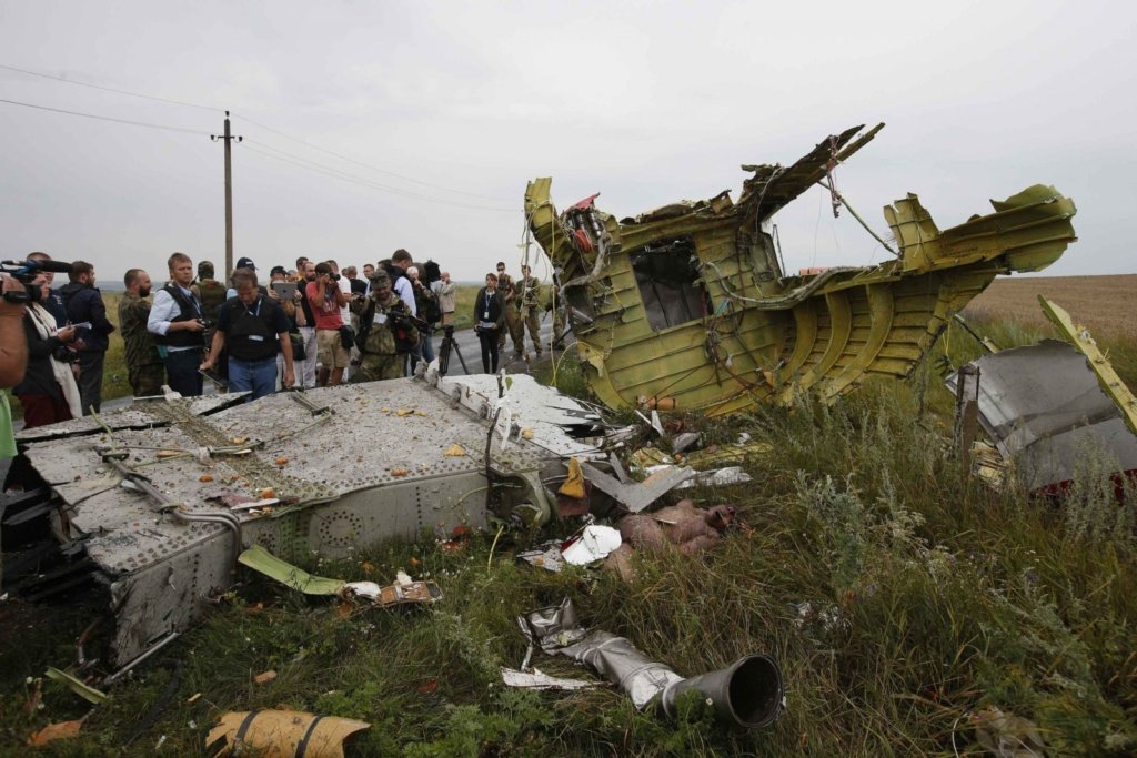 МН17 збили з російської установки: з'явилися докази