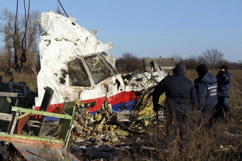 Нідерланди подають в суд на Росію через збиття літака MH17