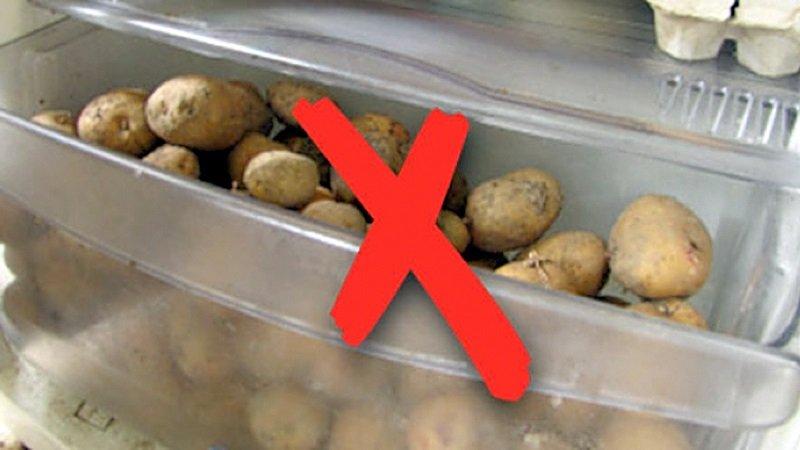 Медики назвали картоплю, яку не можна їсти