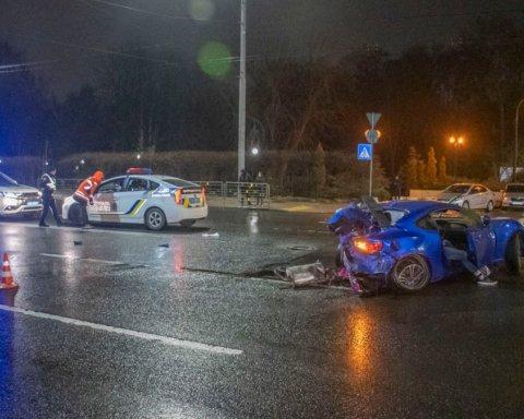 Трагедия в Киеве: в жуткой ДТП погиб юноша