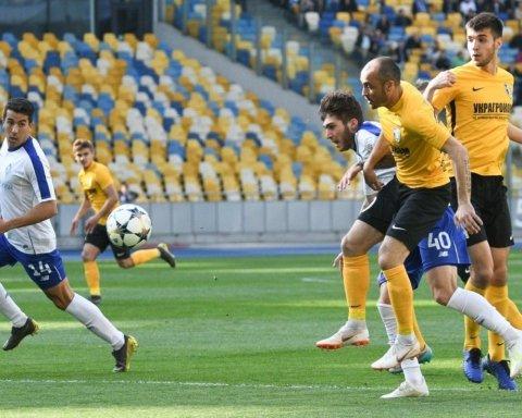 Александрия — Динамо: где смотреть и котировки букмекеров на матч УПЛ