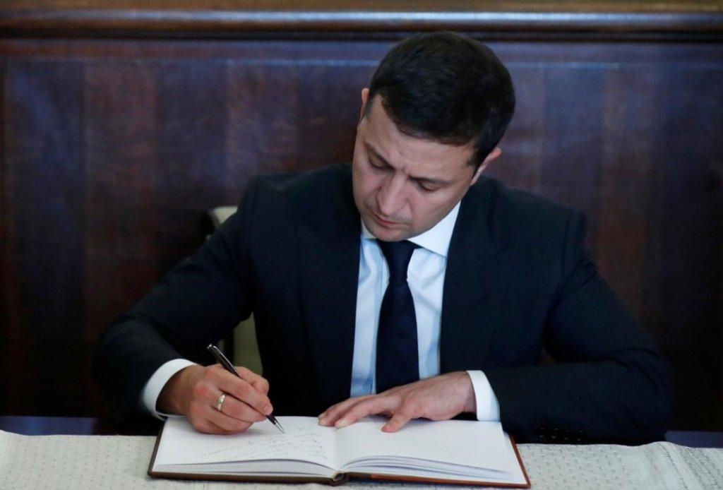 Зеленський призначив нових голів РДА у 4 областях: подробиці та імена