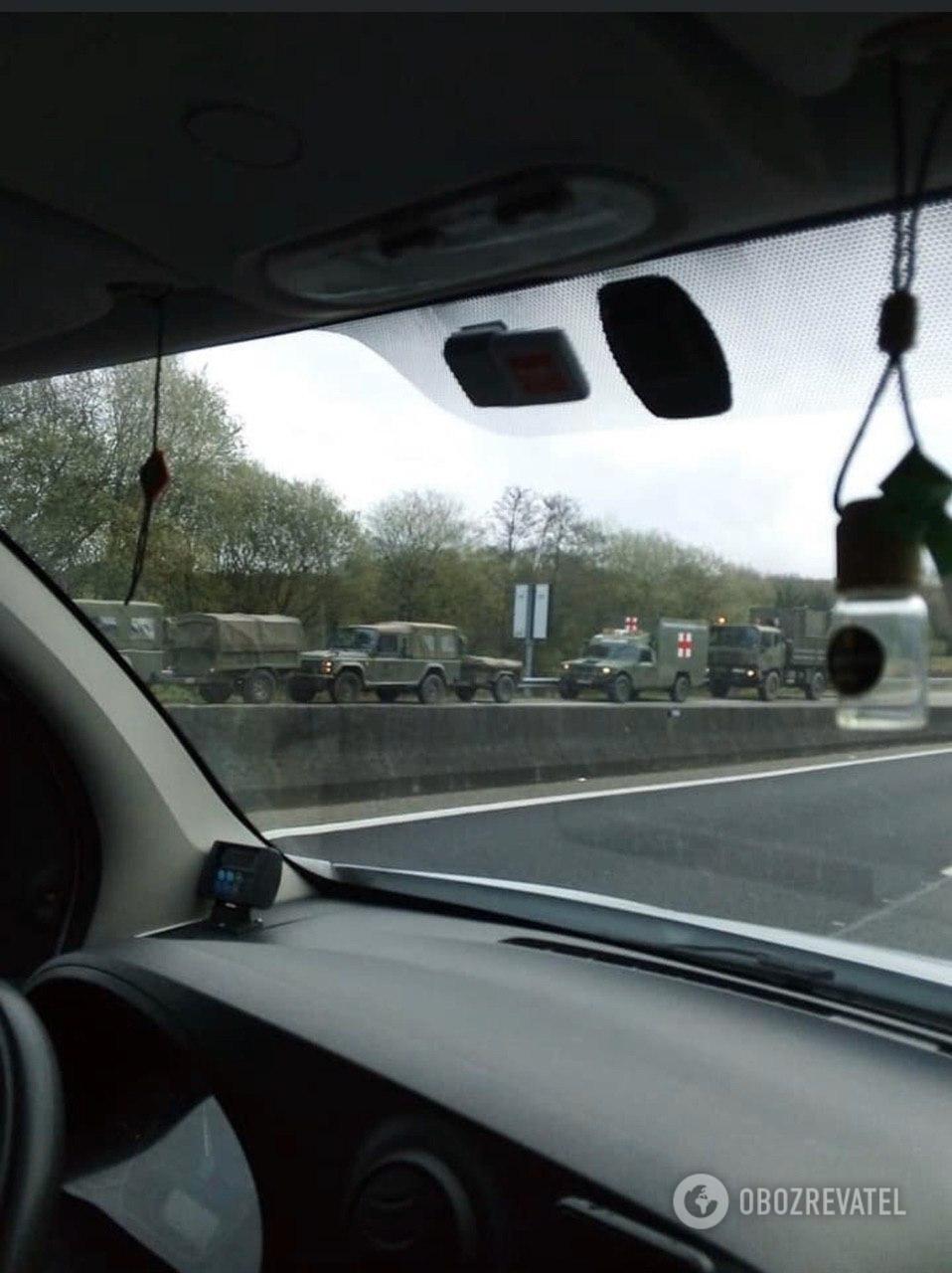Ми на війні: Франція вводить транспортну блокаду та закриває Шенген