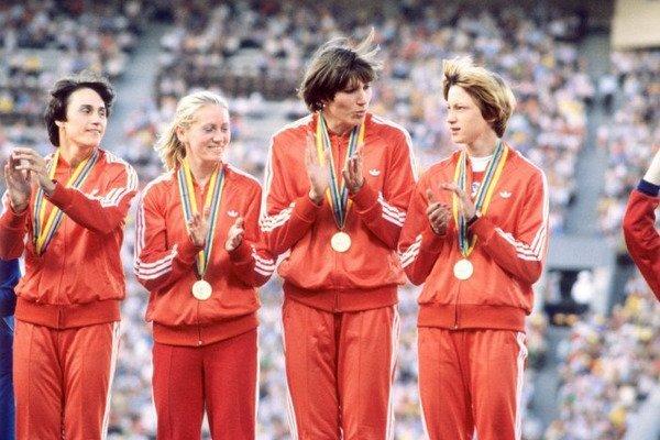 Померла легендарна олімпійська чемпіонка