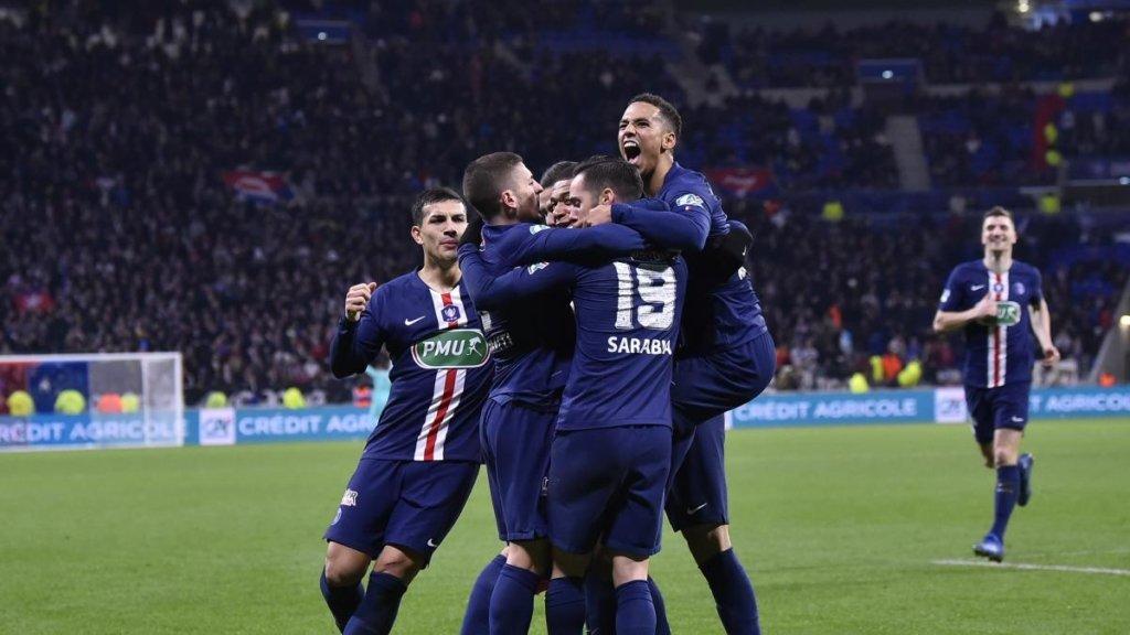 Матчі чемпіонату Франції будуть проходити з обмеженою кількістю фанів