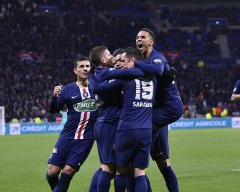 Матчи чемпионата Франции будут проходить с ограниченным количеством фанов