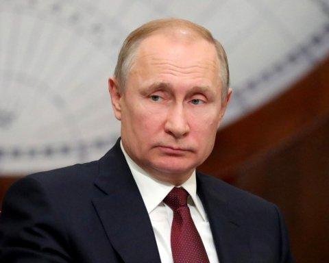 Путин подписал поправки об «обнулении» своих президентских сроков