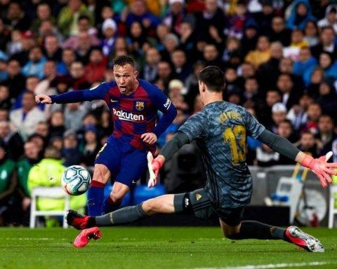 Реал — Барселона — 2:0: онлайн-трансляция матча Ла Лиги