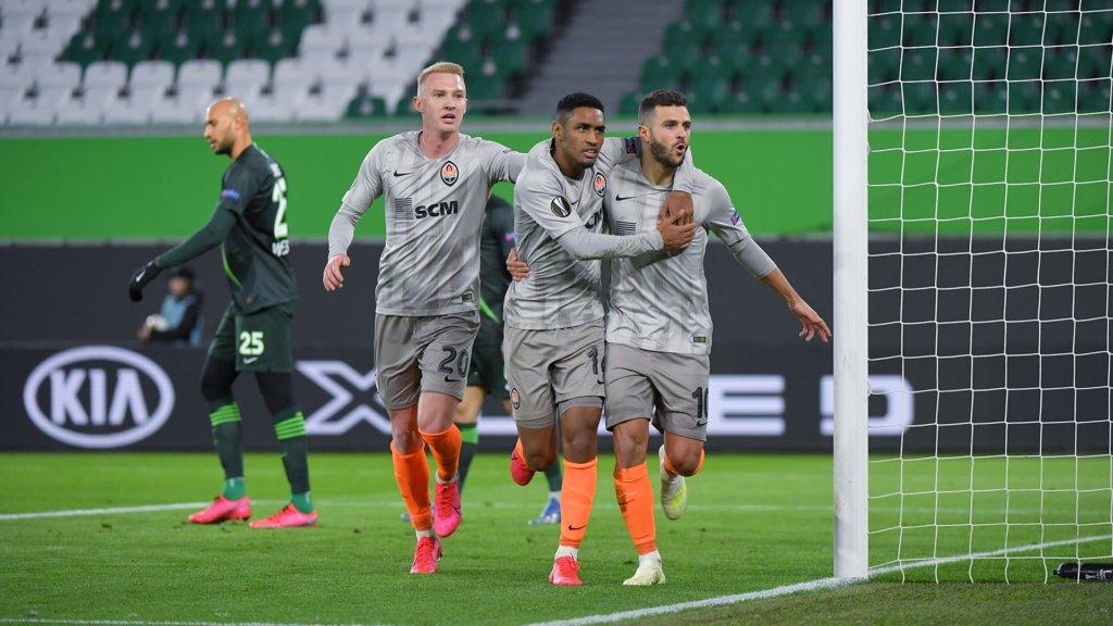 Пятов: рассчитываем , сыграем 2-ой  матч сВольфсбургом