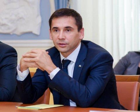 Еще один украинский чиновник заразился коронавирусом