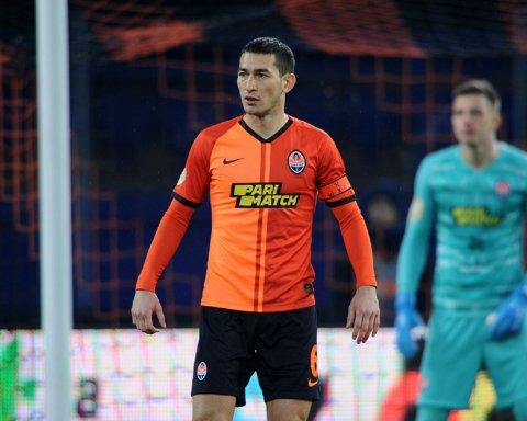 Степаненко из-за травмы пропустит матч с Вольфсбургом