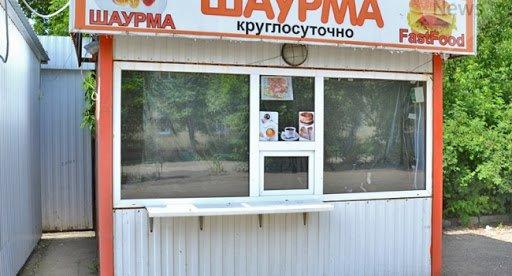 Никакой шаурмы и кофе: в Киеве запретили торговлю в киосках