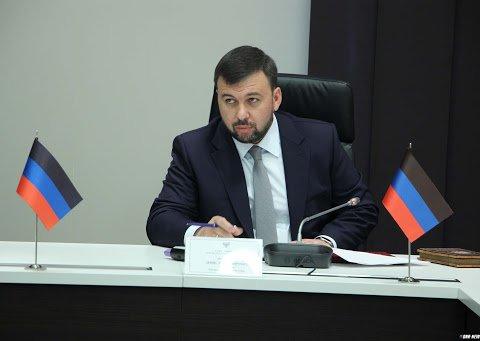 Главарь «ДНР» запретил людям выезжать в Россию: подробности