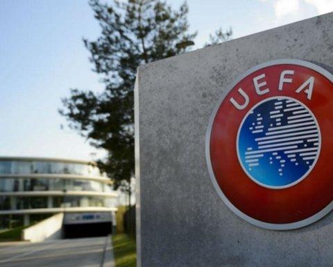 УЕФА приостановил Лигу чемпионов и Лигу Европы из-за коронавируса