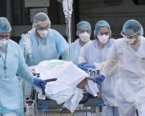 COVID-19 погрузил больнице Нью-Йорка в апокалипсис
