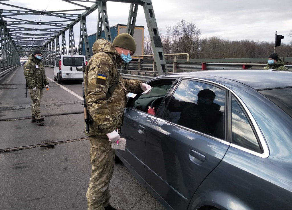 Карантин в Україні: водіям підготували нові штрафи