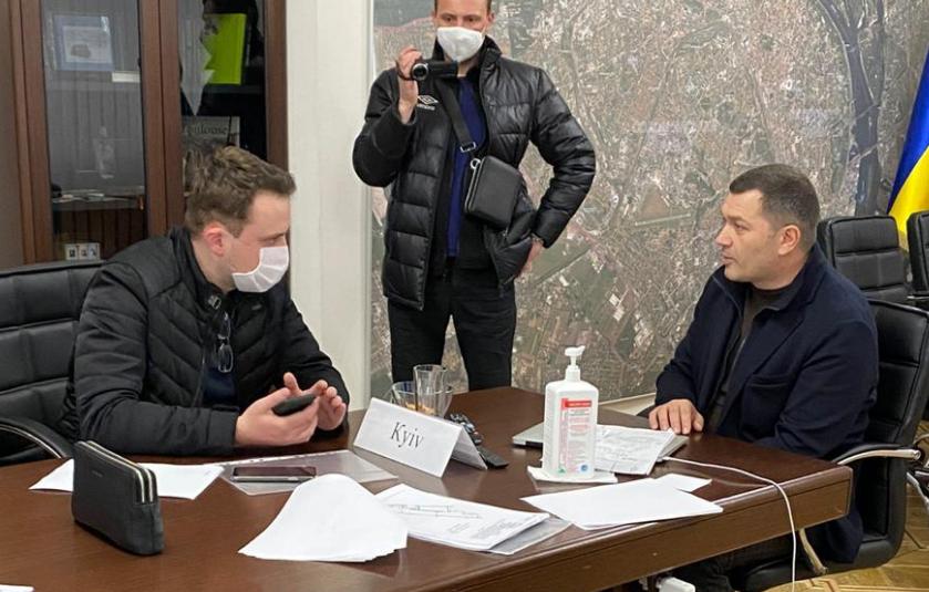 СБУ разоблачила на взятке первого заместителя Кличко: что известно
