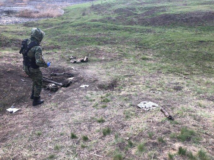На Донбассе взорвался миномет: есть погибший и много раненых