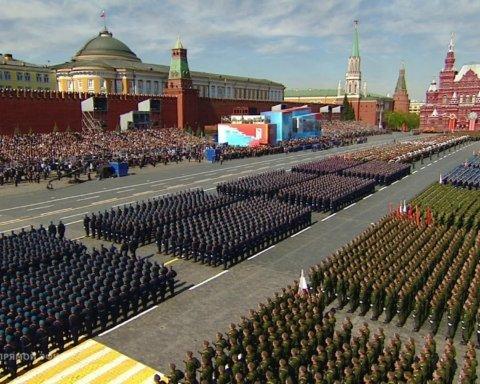 В Росії не будуть скасовувати парад на 9 травня через епідемію коронавірусу