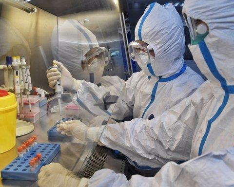 В Украине зафиксировали первый случай повторного заражения коронавирусом