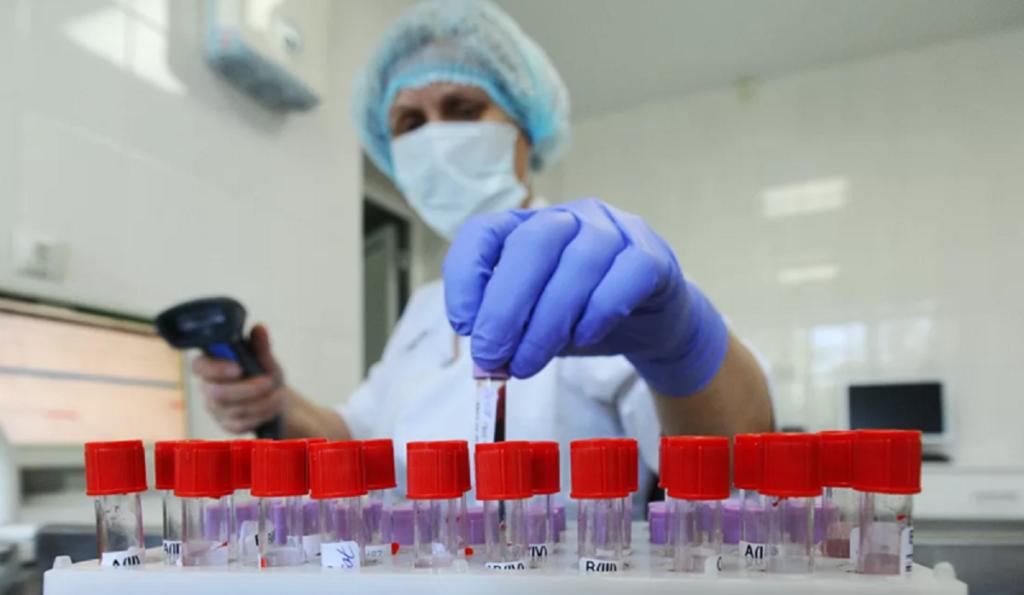 Україна закупить експрес-тестів на COVID-19 на мільярд гривень