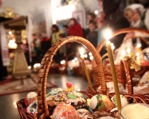 В УПЦ МП призвали украинцев прийти на Пасху в церкви