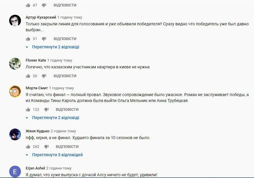 Голос країни-10: переможець шоу Роман Сасанчін  обурив українців