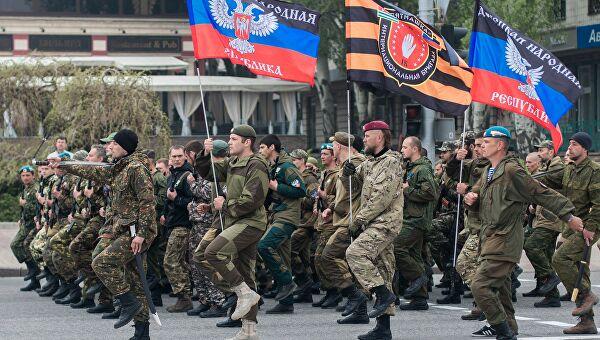 """У """"ДНР"""" перенесли парад 9 травня: усі подробиці"""